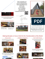final grace church brochure