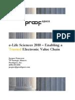 eLifeSciences White Paper