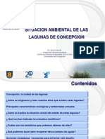 Situacion Ambiental Lagunas de Concepción OParra