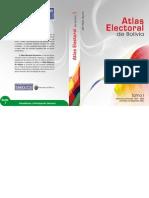 Atlas Electoral de Bolivia (Tomo I)