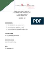 7. Hardness Test A4