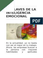 11 Claves de La Inteligencia Emocional