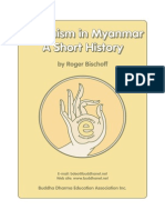Buddhism in Myanmar a Short History