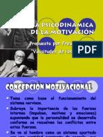 Teoría Psicodinámica de La Motivación