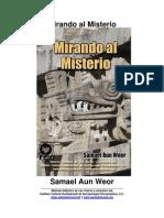 Libro Mirando Misterio