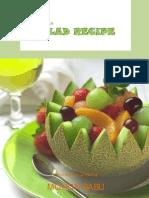 16 Most Popular Salad Recipe by Mohon Babu (Free Digital Book)