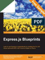 Express.js Blueprints - Sample Chapter
