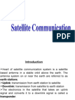 Sattelite Communication