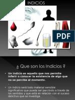 indicios-131014113655-phpapp01
