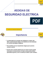 Medidas Seguridad Eléctricas
