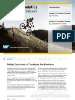 Predictive Analytics Customer Successes