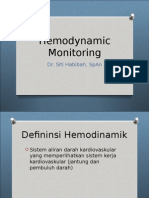 Hemodinamik Monitoring Modif