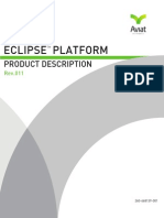 Eclipse Platform Product Description Rev_011