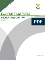 Eclipse Platform Product Description Rev_011
