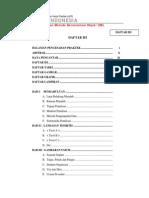 Contoh LKP AMIK Indonesia - Menggunakan Metode UML
