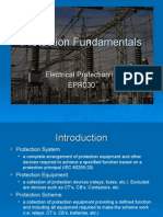 Protection Fundamentals - EPR030 Electrical Protection Sept 2010