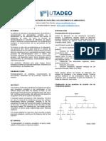Desnaturalización de proteinas y reconocimiento de aminoácidos