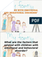 Children With Emotional and Behavior - Copy