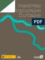 Propuesta de nuevas reservas naturales fluviales en la cuenca del Guadiana