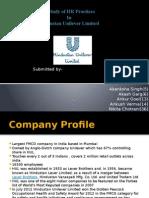 FMCG Industry