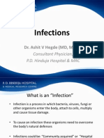 Infections by Dr Ashit Hegde