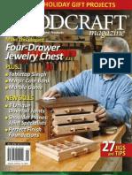 Woodcraft Magazine 44-Dec-Jan 2012