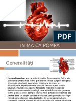 Inima Analizata CA Si o Pompa