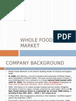 Whole Food Market