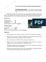 Tetramethylammonium hydroxide manufacturers