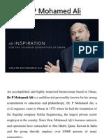 Dr P Mohamed Ali_ Speaker Deck