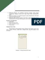 Praktek 4 AVR Internal ADC