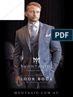 1.Tailored Mens Suits by Montagio Custom