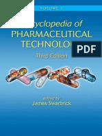 Encyclopedia of Pharmaceutical Technology, Third Edition.pdf