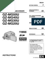 Jvc Everio Gz-mg30e Camcorder