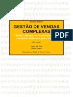 Resumo Livro Gestão de Vendas Complexa - Jeff Thull