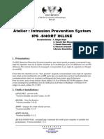 Ips -Snort Inline