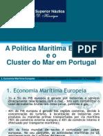 Polit Marit Europ e o Cluster Do Mar - 2012PILOTAGEM
