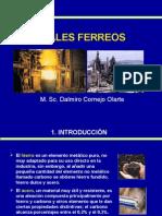 1-Metales Ferreos... -1 Ing. Mecanica