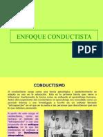 enfoqueconductista