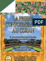 LA PRIERE CONFORMEMENT AU CORAN