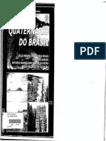 Quaternario Do Brasil - Cap. I e II