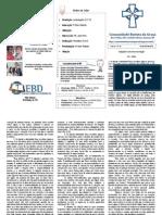 Boletim CBG Ano-III -N-16 19 Abril 2015.