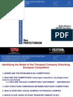 UNTRR SG Presentation on Fair Road Freight Transport in EU 08 May 2015