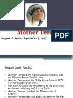 August 16, 1910 – September 5, 1997
