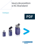 Catalogue OsiSense XC Standard FR