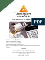ATPS - Contabilidade Intermediária - Pronta