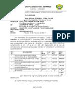 Informe Certificacion Energia