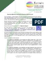 [POR]  A Carta de Comissão Colaboração da Família Vicentina