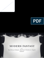 modern fantasy group project