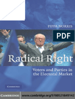 Pippa Norris-Radical Right_ Voters and Parties in the Electoral Market (2005)
